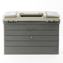Органайзер пластиковый многофункциональный INTERTOOL BX-4017, фото 2