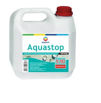 Грунтовка Eskaro Aquastop Strong 5 л