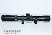 Оптический прицел Bushnell 4х20 + крепления 11мм!, фото 1