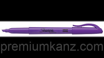 Текстовый маркер фиолетовый Sharpie