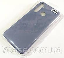 Чехол для Realme 5 Pro матовый Silicone Case Full Cover Macarons Color