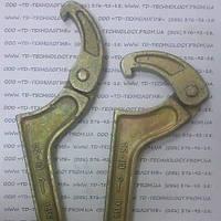 Ключ для круглых шлицевых гаек ф65-110