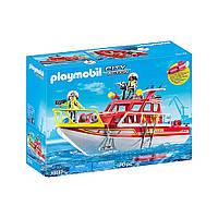 """Ігровий набір """"Катер рятувальників"""" Playmobil (4008789701473), фото 1"""