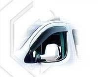 Дефлекторы окон Citroen Berlingo II 3d 2009 | Ветровики Ситроен Берлинго