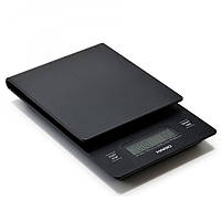 Весы для кофе с таймером профессиональные Hario V60, VST-2000B, фото 1