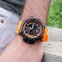 Мужские спортивные часы, чоловічий спортивний годинник Casio G-Shock GPW-1000 касио джи шок, касіо