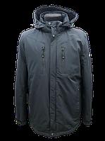 Куртка мужская демисезонная DSGdong 8085L 60 Синяя
