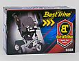 Детский3-хколёсный велосипед Best Trike 6588-21-909 с музыкальной панелью, фарами, колеса пена, фото 5