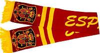 Футбольный шарф .Сборная Испании