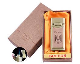 Газовая зажигалка в подарочной коробке с Гербом Украины №UA-31-2