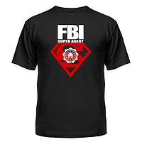 Футболка Super agent FBI