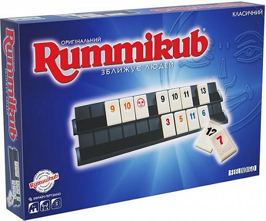 Настільна гра «Rummikub» (класична)