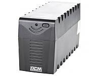 UPS PowerCom RPT-600AP SCHUKO (Line-interactive, AVR, 600 ВА, 360 Вт, 12В / 7.2 Ач, USB, 100 × 140 × 278)