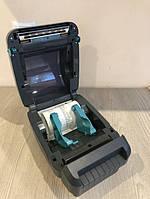 Принтер этикеток ZEBRA GX420d ИДЕАЛЬНОЕ состояние авиообрезчик