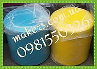 Пуфики жовто-блакитнi