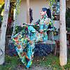 Сукня з принтом павлина I am Juliet