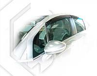 Ветровики Ситроен С3 | Дефлекторы окон Citroen C3 II Hb 5d 2009