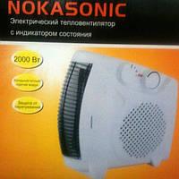Электрический тепловентилятор Nokasonic NK 202
