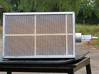 Пропановый керамический обогреватель (7,3 кВт, на 70 м. кв), фото 1