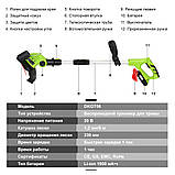Аккумуляторный триммер для травы DEKO DKGT06 20V, фото 5