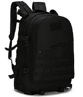 Рюкзак тактичний A01 40 л, чорний