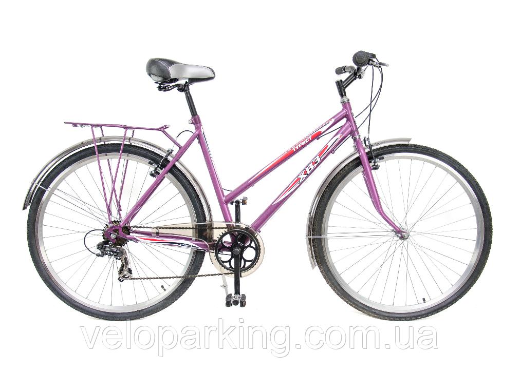 Городской дорожный велосипед 28 Турист 287 WD ХВЗ Харьков