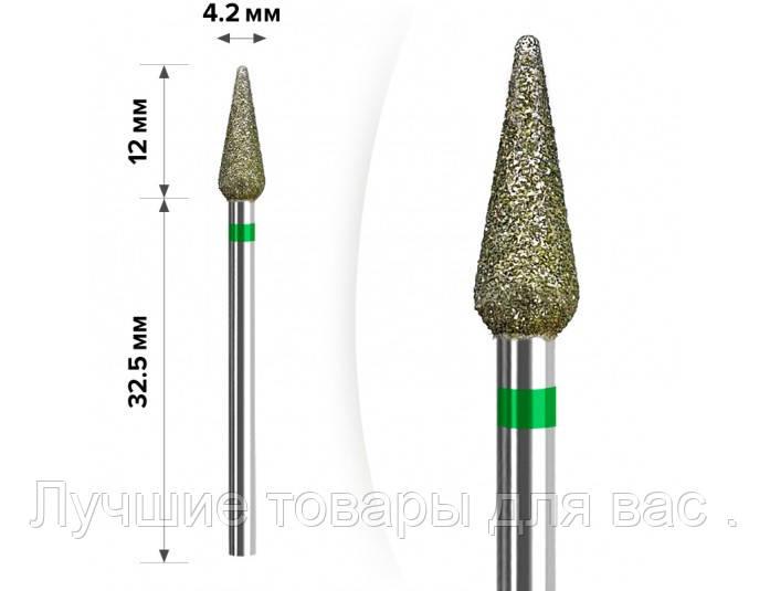 Насадка с алмазным напылением М-18