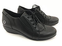 Полностью кожаные женские туфли турецкие
