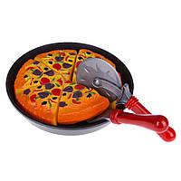 Игрушечная пицца и соус T30-024