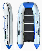 Моторная четырехместная лодка Storm  Stk 360E