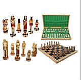 """Шахматы """"Египетские"""" 650*650 мм, фото 2"""