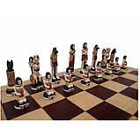 """Шахматы """"Египетские"""" 650*650 мм, фото 3"""