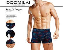 Мужские боксеры стрейчевые из бамбука «DOOMILAI» Арт.D-01341, фото 3