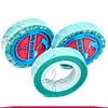 Лента для Наращивания Волос Двухсторонняя Cиняя Super Hair Tape Waterproof 2,7 м, фото 2