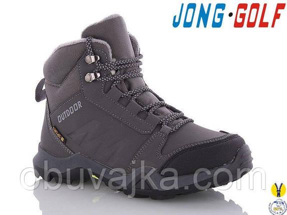 Зимняя обувь оптом Ботинки зимние для мальчиков от фирмы Jong Golf(27-32), фото 2
