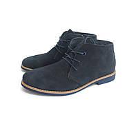 Ботинки подростковые демисезонные для девочек Bistfor Синий 17402602 36