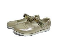 Туфли для девочек Bistfor Бежевий 194021215 29