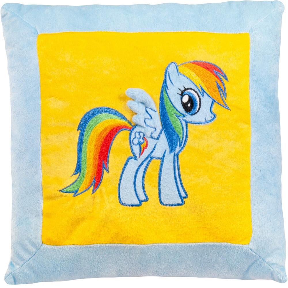 Мягкая игрушка лошадка подушка