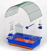 ЛОРИ Клетка для птиц Виола краска 470*300*660