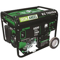 Генератор бензиновый Iron Angel EG 7000 Е