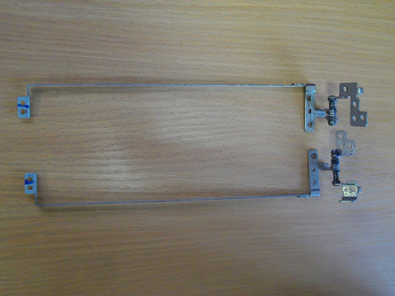 Петли AM0Y0000400 AM0Y0000300 для Lenovo G500 G505 G510 G515 бу