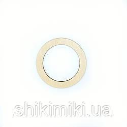 Кольцо из фанеры для Ловцов Снов, 16 см