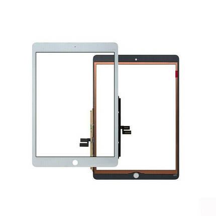 Сенсор (тачскрин) Apple iPad 7 10.2 2019 A2197, A2198, A2200 белый, Оригинал Китай, фото 2