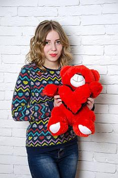 Плюшевый мишка Тини с сердцем 50 см