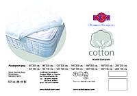 Наматрасник ТЕП «Cotton» 80х190 см