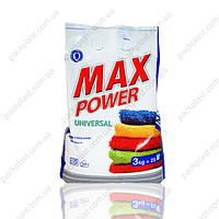 Стиральный порошок MAX 3 кг.