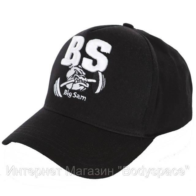 Big Sam, Бейсболка Beast 700, черная