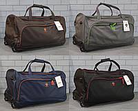 Большая Дорожная сумка - 88л. на колесах c выдвижной ручкой Lys 2266