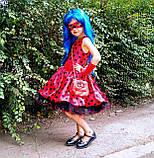 Платье Леди Баг, Костюм леди Баг, Платье Божья Коровка, Стиляги на рост 98-152 см, фото 6