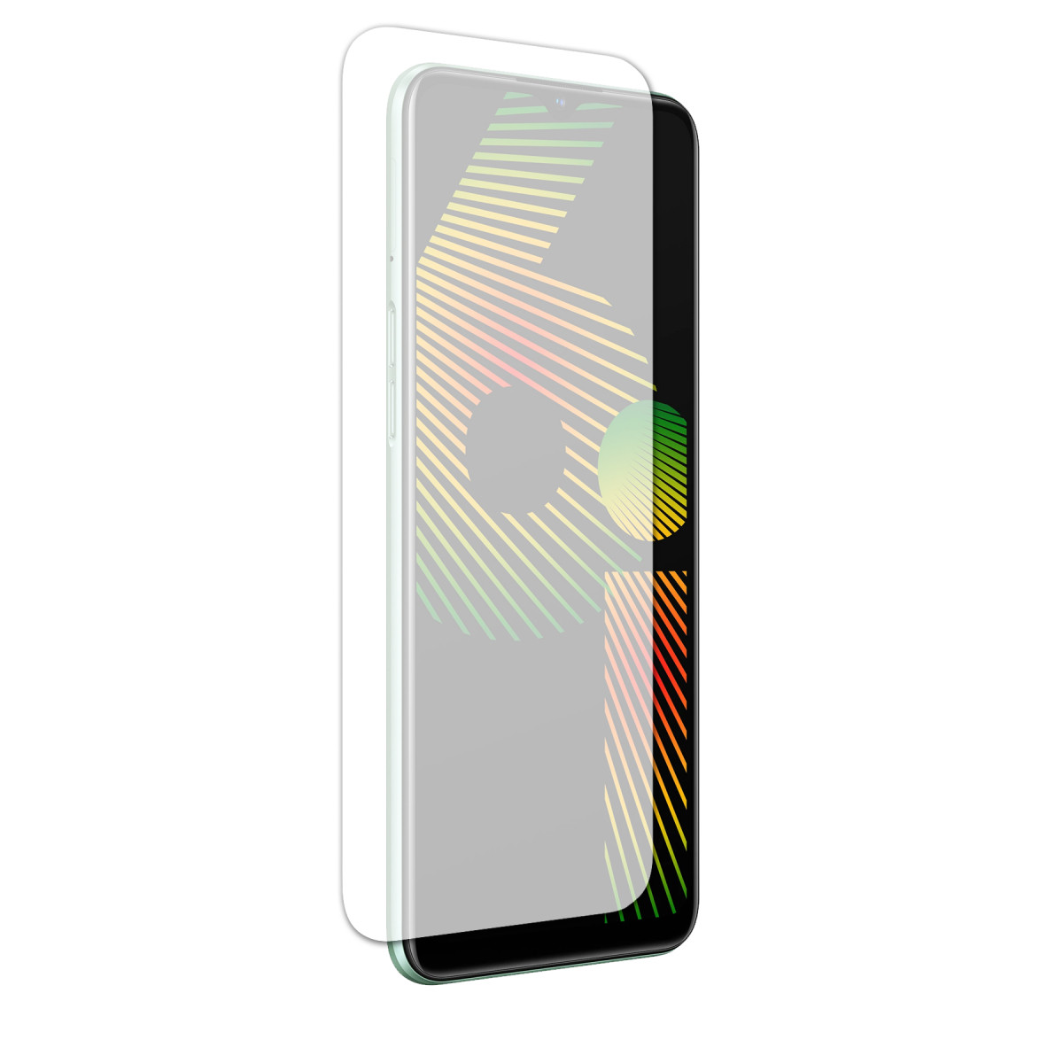 Гідрогелева захисна плівка для смартфонів Realme (C2/C3/5/6i/XT/6/6 Pro/Pro X2 та інші)